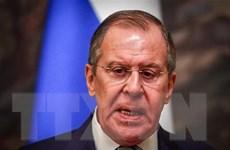 Nga trao đổi quan điểm với các nước vùng Vịnh về vấn đề khu vực
