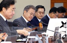 Tổng thống Hàn Quốc chuẩn bị tiến hành đợt cải tổ nội các