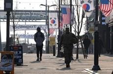Mỹ-Hàn Quốc khởi động cuộc tập trận chung Dong Maeng mới
