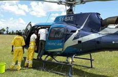 Rơi trực thăng tại Kenya, 4 hành khách người Mỹ thiệt mạng