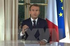 Tổng thống Pháp kêu gọi hòa giải với Italy sau tranh cãi ngoại giao