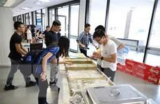Ẩm thực Việt Nam ghi dấu ấn trong lễ hội văn hóa tại Australia
