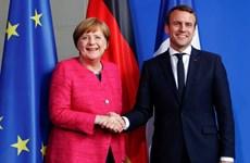 Đức ủng hộ các ý tưởng cải cách châu Âu của Tổng thống Pháp