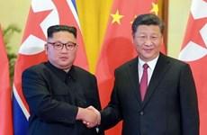 Quan chức cấp cao Triều Tiên bất ngờ tới Đại Liên của Trung Quốc