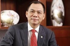 Việt Nam có 5 đại diện trong danh sách xếp hạng tỷ phú của Forbes