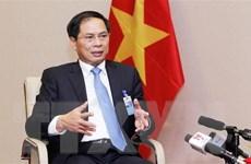 Đặc phái viên của Thủ tướng Nguyễn Xuân Phúc thăm Pháp