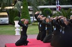 Lục quân Thái Lan tuyên bố chỉ ủng hộ chính phủ trung thành hoàng gia