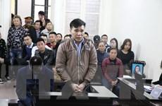 Ca sỹ Châu Việt Cường lĩnh 13 năm tù về tội giết người