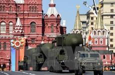 Nga thông báo với đối tác về việc đình chỉ tham gia Hiệp ước INF