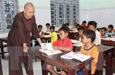 Ninh Thuận: Lớp học tình thương nơi bản cao của Sư cô chùa Long Cát