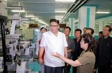 Quan chức Triều Tiên thăm Nga, mong muốn tăng cường hợp tác