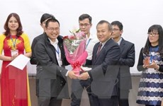 Thành lập Hội người Việt Nam tại tỉnh Aichi của Nhật Bản