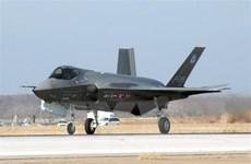 Mỹ sẽ chuyển giao máy bay F-35 cho Thổ Nhĩ Kỳ trong tháng 11