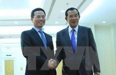 Bộ trưởng Thông tin và Truyền thông thăm Vương quốc Campuchia