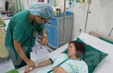 Đà Nẵng: Phẫu thuật thành công cho bệnh nhân có khối u trung thất lớn