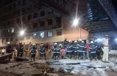 Sập cầu dân sinh tại Ấn Độ khiến ít nhất 6 người thiệt mạng