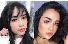 Beauty Contrast - Xu hướng trang điểm biến hóa chiếm sóng đầu 2019