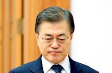 Tỷ lệ ủng hộ Tổng thống Hàn Quốc thấp nhất kể từ khi nhậm chức