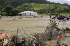 Gần 90 người đã thiệt mạng do lở đất và lũ quét tại Indonesia