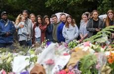 Thủ tướng New Zealand tránh nhắc tên thủ phạm vụ xả súng