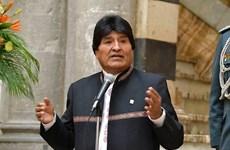 Bolivia thay đổi ngày tổng tuyển cử do trùng với Argentina, Paraguay