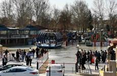 Chìm phà tại một điểm du lịch ở Iraq, ít nhất 45 người thiệt mạng