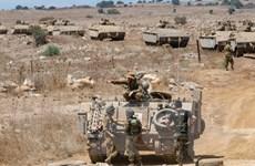 Mỹ sắp chính thức công nhận chủ quyền của Israel với Cao nguyên Golan