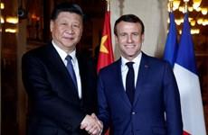 Pháp nhấn mạnh nguyên tắc cân bằng trong hợp tác EU-Trung Quốc