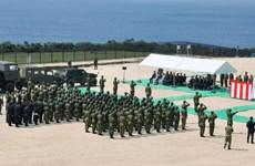 Nhật Bản triển khai đơn vị tên lửa chống hạm ở đảo Tây Nam