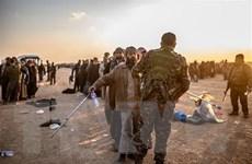 Mỹ hối thúc các nước tiếp nhận công dân tham chiến tại Syria