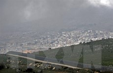 Dư luận quốc tế phản đối động thái của Mỹ đối với Cao nguyên Golan