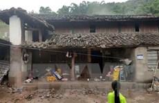 Trung Quốc: Động đất mạnh 5 độ làm rung chuyển thành phố Man Nhai