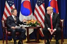 Hàn Quốc và Mỹ dự định tổ chức hội nghị thượng đỉnh vào tháng 4