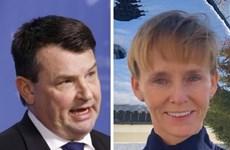 Bộ trưởng Tư pháp Na Uy từ chức do nghi án dàn dựng các vụ tấn công