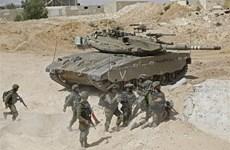 Israel báo động nguy cơ tấn công rocket tại khu vực gần Gaza
