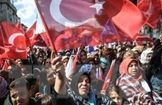 Khoảng 57 triệu người Thổ Nhĩ Kỳ bắt đầu bỏ phiếu bầu cử địa phương