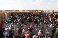 Nga hối thúc Mỹ thảo luận việc đóng cửa trại tị nạn Rukban ở Syria