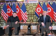 Reuters tiết lộ văn bản Tổng thống Mỹ trao tay cho lãnh đạo Triều Tiên