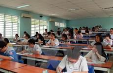 Hơn 34.000 thí sinh dự kỳ thi đánh giá năng lực của Đại học QG TP.HCM