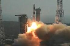 Ấn Độ dùng tên lửa đẩy PSLV-C45 phóng thành công 29 vệ tinh