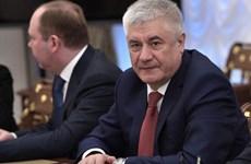 Bộ trưởng nội vụ Nga sẽ gặp bộ trưởng an ninh nhân dân Triều Tiên