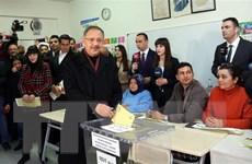 Thổ Nhĩ Kỳ: Đảng AKP khiếu nại kết quả kiểm phiếu ở Istanbul