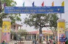 [Video] Bắc Giang kỷ luật thầy giáo bị tố dâm ô học sinh