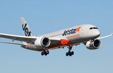 Một máy bay Boeing 787 của Jetstar Airways gặp sự cố về động cơ