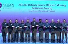 Việt Nam tham dự hội nghị quan chức quốc phòng cấp cao ASEAN