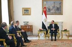 Ai Cập và Nga tăng cường quan hệ song phương và hợp tác an ninh