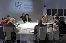 Ngoại trưởng G7 ra tuyên bố chung về nhiều vấn đề nóng của thế giới