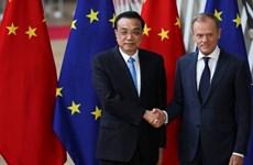 Tuyên bố chung EU-Trung Quốc chỉ được chốt vào phút chót