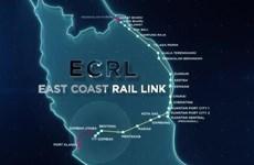 Malaysia và Trung Quốc sắp ký thỏa thuận về siêu dự án đường sắt