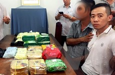An Giang: Bắt thêm 3 đối tượng trong đường dây mua bán ma túy lớn